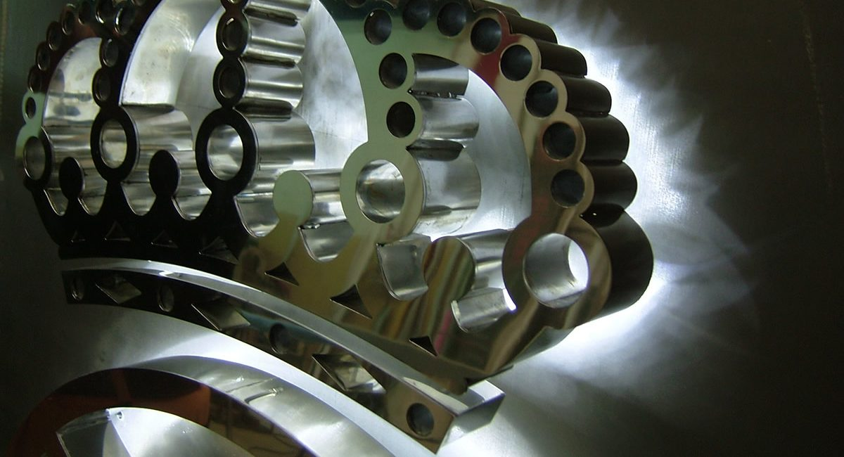 Norneón rótulos corpóeros con iluminación indirecta8